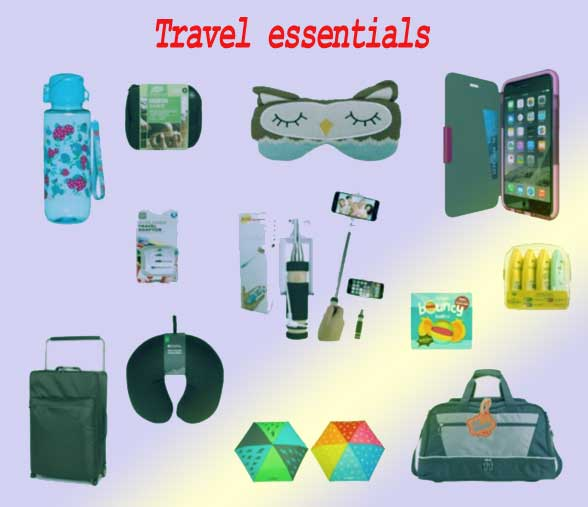 Travel essentials manishweb.com