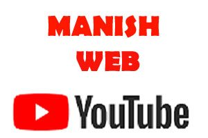 manish web youtube channel