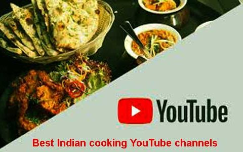 Cooking YouTube channels