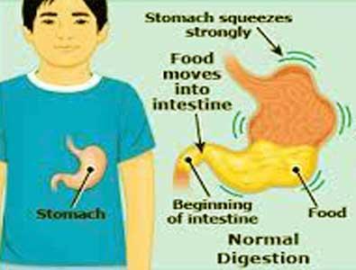 Gastric emptying