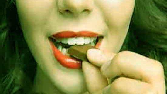 Sweet taste in mouth