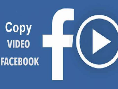 copy video from face book