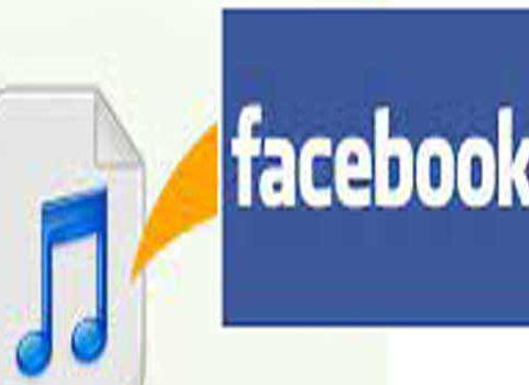 post audio on Facebook