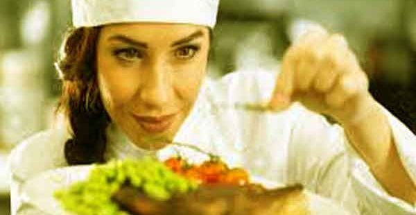 Famous female cook