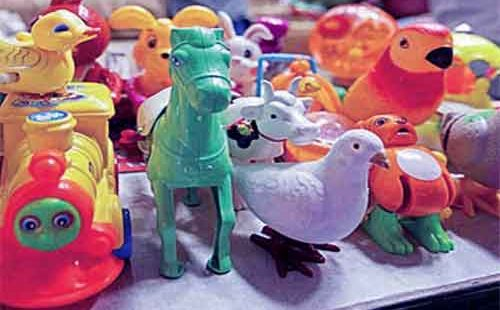 toy making company in india